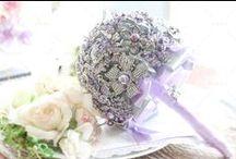 水晶捧花_Jewelry bouquet / Jewelry bouquet,珠寶捧花,水晶捧花,捧花,韓風新娘妝 ,新娘造型,新娘整體造型,新娘妝