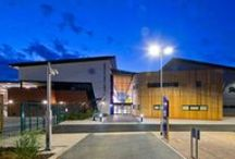 BlueLight / Specialising in the design of buildings for the Emergency Services