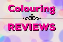 Colouring | Reviews / Reviews of loads of adult colouring books
