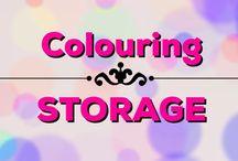 Colouring | Storage