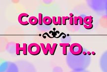 Colouring | How to Colour...? / Tips, tricks & tutorials on how to colour certain objects in colouring books