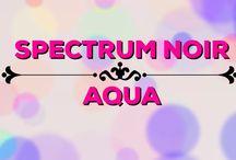 Spectrum Noir | Aqua / Tips, tricks & tutorials for colouring with Spectrum Noir Aqua in your adult colouring books & projects