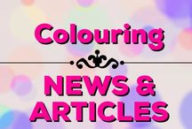 Colouring | News & Articles / Catch up on all the latest colouring news!
