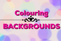 Colouring | Backgrounds