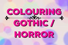 Colouring | Gothic / Horror