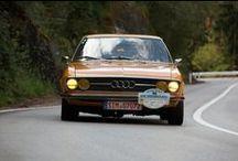 MrsOranginas Blog / Impressions Audi 100 Coupé S built in 1972.  See more at www.Coupe-S.de
