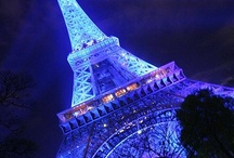 Eiffel Tower / by Vicky Stanton