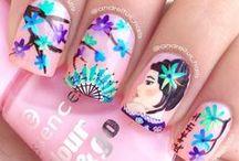 Nails / by Hanna Blaser