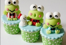 LOVE CAKE / Cupcakes, cakes and delicious desserts / by Cate Gaskell