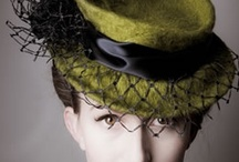MAD MILLINERY / . / by Elizabeth Scribner