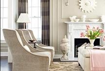 Living room / How we see (y)our living room....   Ons idee van een gezellige zitkamer.  Ook hier kunnen we u helpen uw dromen te realiseren.