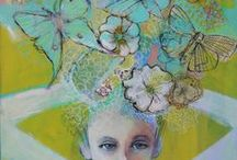 Art Inspiration- Women Portrait