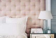 :: Headboards :: / Lovely headboards in all shapes, sized and colors. Headboards, beds, bedrooms, bedding and much more