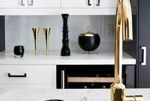 :: Kitchens :: / Kitchen  Dining room  Pantry  Cabinets  Interior design  Maison