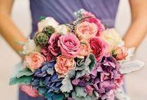 :: Purple Weddings :: / Lavender  Lilac  Mauve  Periwinkle  Plum  Violet  Amethyst  Heliotrope  Orchid  Wine  Violaceous  Purple  Ceremony  Tablescapes  Ideas  Wedding  Dresses  Jewelry  Hair  Palette  Flowers  Favors  Cakes