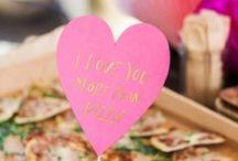 :: Valentine :: / Valentine  Holiday  Event  Love  Inspiration  Pink  Red