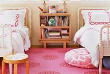 :: Twins :: / Twins  Twin bedroom  Bedroom  Single bed  Interior design Bunk beds  Headboard  Maison