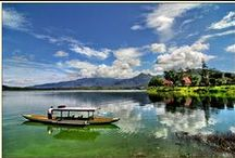 INDONESIAN VACATIONS / Great Places in the warm indonesia