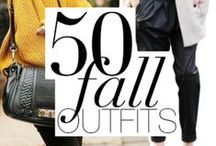 HOW TO DRESS IN THE FALL / Fall has it's own vibe.  Fall has it's own bloom. This will be how to dress in Fall season.