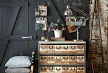 :: Industrial Living :: / Industrial  Living  Interior  Design