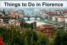 Events and info in Florence / What is going on in Florence ... what is important in Florence / by La Locandiera Bed and Breakfast in Florence - Italy