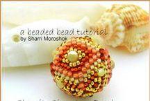 Artsy precious Beads