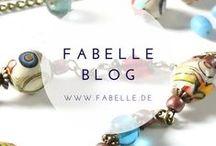 Fabelle / Unikat Schmuck & Material, DIY Anleitungen, Schmuckherstellung, Schmuckmaterialien, DIY Material, Perlenkappen, Glasperlen, Perlen, Anhänger