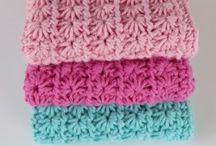 Crochet - stitches and techniques