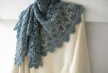 Crochet - scarfes