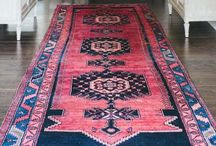 Rugs and textiles / Beautiful area rugs and unusual textiles