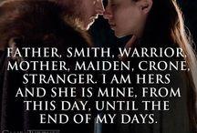 You know nothing,Jon Snow...