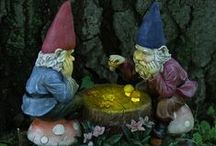 Gnomes / Happy Pinning (:  / by Maryann Ackley