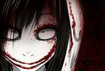 Jeff the killer / •Go to sleep...•