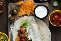CUISINE: MEXICAN FOOD