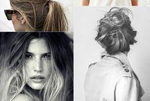 hair stile / Волосы, прически и все, что с этим связано