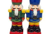 Nutcrackers / Pin As Much As You Like Without Any Blocking! Happy Pinning :) / by Maryann Ackley