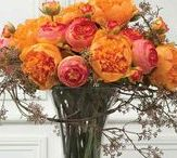 Decoration ArtTempO flowers from Mathilde M. / Prachtige kunstzijden bloemen, voor elk seizoen, niet te onderscheiden van echt.... Lekkere huisgeurtjes die je kan verdelen over de bloemencollectie.