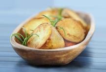 #Receitas com batata / Fotografias de deliciosas receitas com batata do site  www.batatasdefranca.com