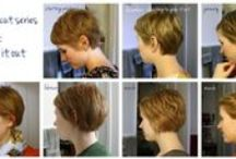 Styling a growing out pixie cut
