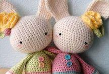 Everything Crochet / Inspiration, patterns, everything