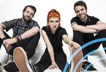 Paramore..:) / Obviously I'm Obsessed with Paramore:) <3 / by Kevin Sodak