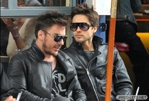 Candids > 13 October 2009 - NYC (Cafe Gitane) / 2. Candids (Out and about Shannon Leto [Paparazzi]) > 2009 > 13 October 2009 - NYC (Cafe Gitane)