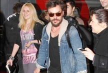 Candids > 20 April 2012 - Moscow, Russia (Moscow Rail Station) / 2. Candids (Out and about Shannon Leto [Paparazzi]) > 2012 > 20 April 2012 - Moscow, Russia (Moscow Rail Station)