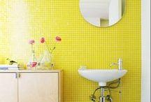 kylppäri / ideoita ja inspiraatiota kylpyhuoneen sisustamiseen / by Designstudio Piia