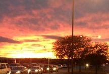Wichita Falls sunsets / Few places have the breathtaking sunsets we are blessed to enjoy here in North Texas.