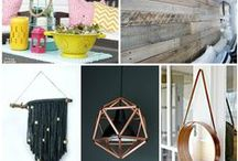 Recycling and Repurposing Ideas