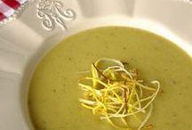 #Sopas com Batata / Sopas com batatas. Veja todas as receitas no site Batatas de França www.batatasdefranca.com