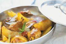 #Pratos com Batata / Pratos preparados con batatas. Veja as receitas no nosso site: www.batatasdefranca.com