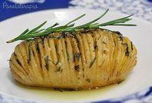 #Sabores / Ideias de receitas com batatas