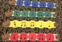 Rhythm center ideas / Pins from music and general Ed that inspire rhythmic center ideas